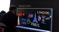 NEU! Interaktive Flachbildschirme von Maxell